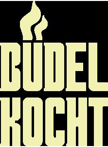 Logo: Büdel Kocht Kochshow