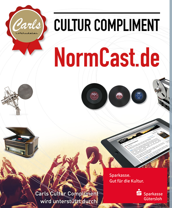 Carls Kulturkompliment: Normcast