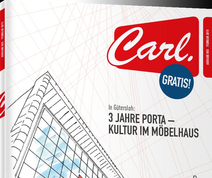 Carl Magazin aus Gütersloh Ausgabe Februar 2013 PDF Download