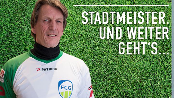 Andre Niermann vom FC Gütersloh im Interview
