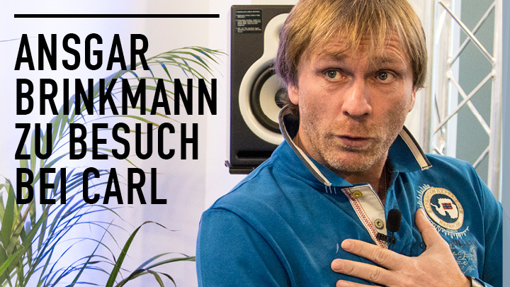 Ansgar Brinkmann im Interview