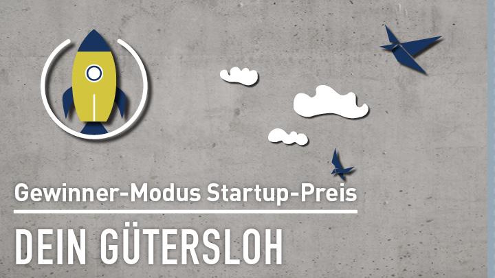 Modus Startup-Preis Vorstellung: Dein Gütersloh