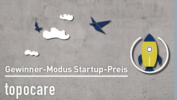 Startup-Preis Vorstellung: topocare