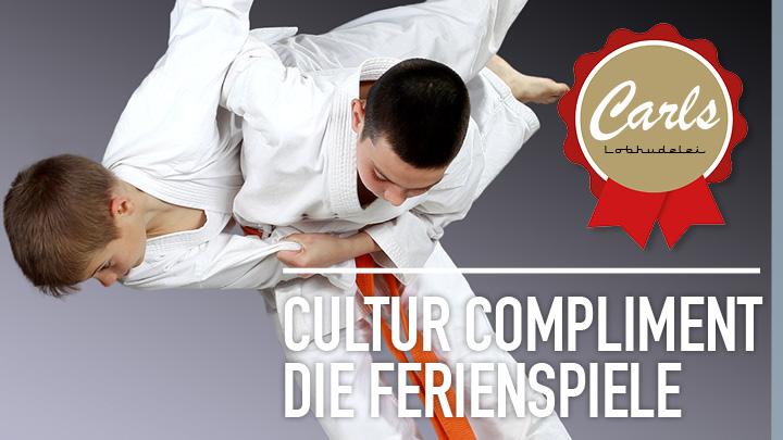 Carls Cultur Compliment: Die Ferienspiele Gütersloh