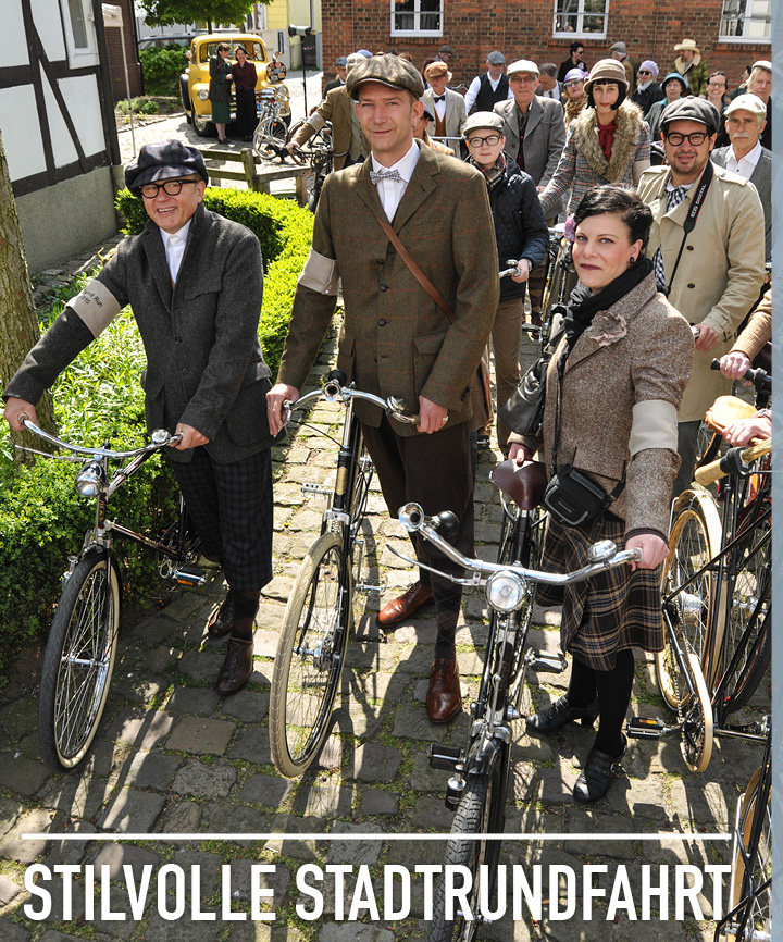 2. Gutersloher Tweed Run