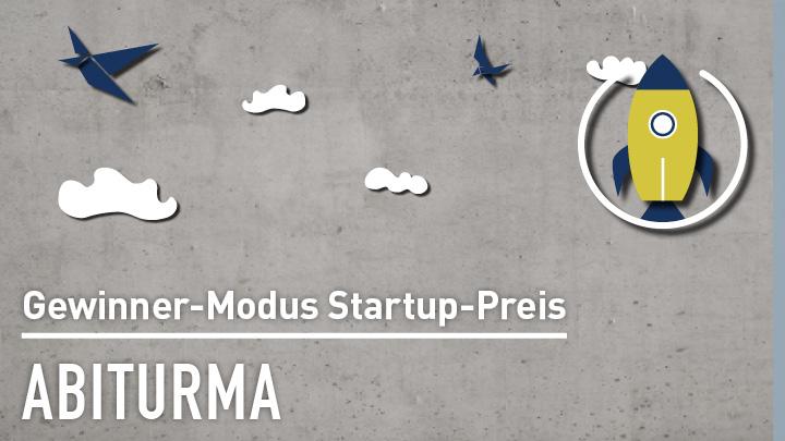 Modus Consult Startup-Preis: abiturma