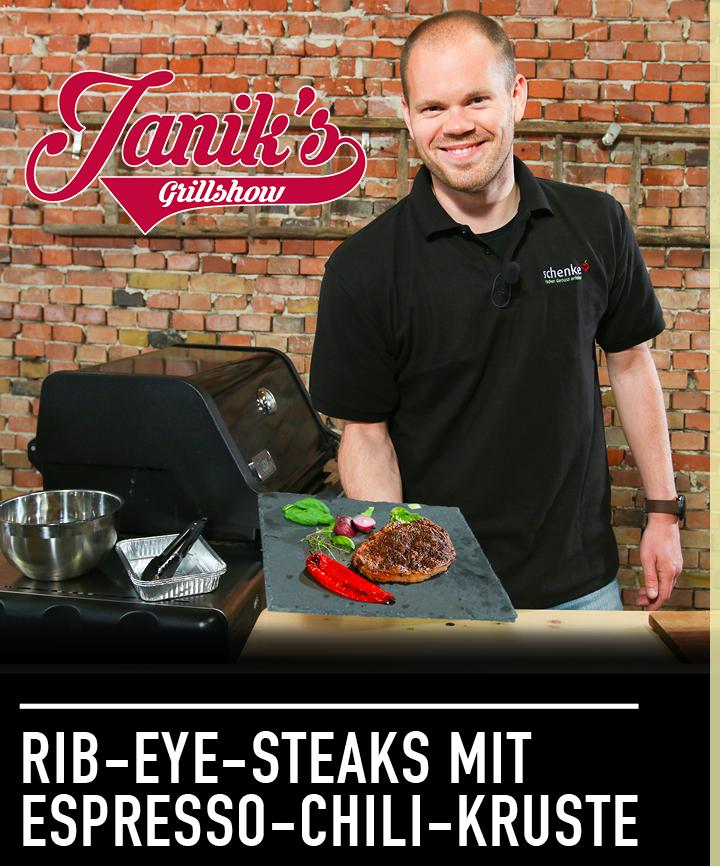 Janiks Grillshow Video