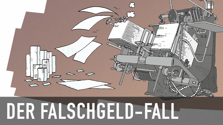 Stadtkrimi Gütersloh hörbuch: Der Falschgeld-Fall