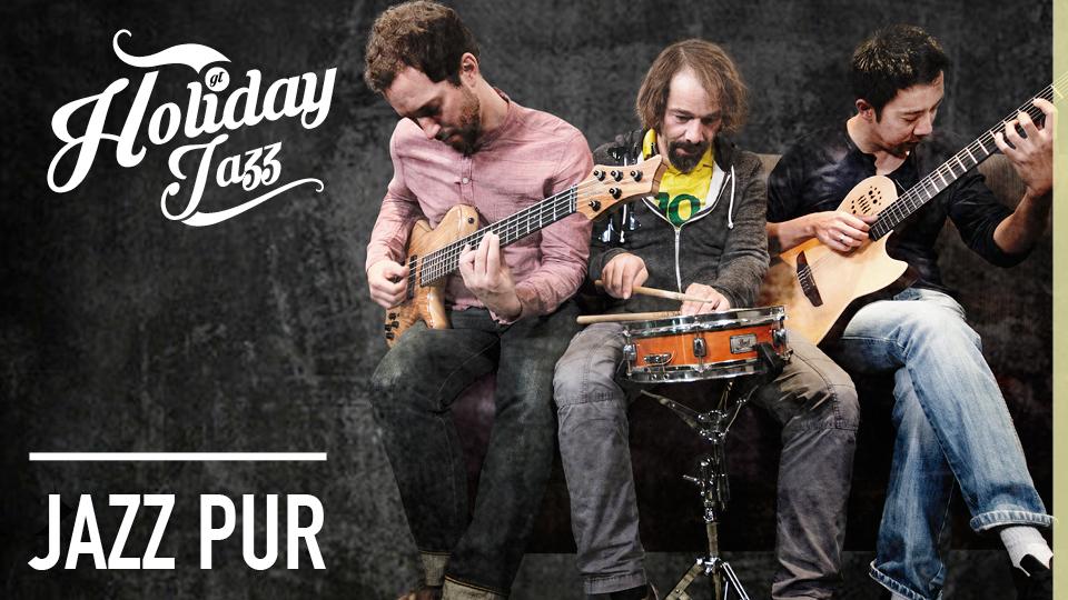 Holliday Jazz in Gütersloh: Metro Trio