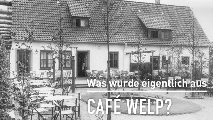 Was wurde aus dem Café Welp Gütersloh?