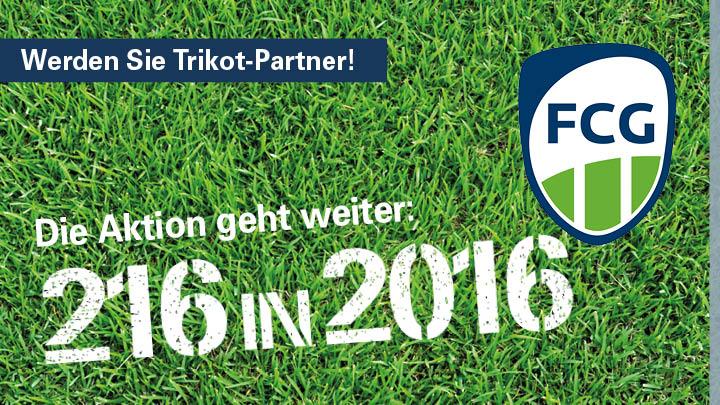 FC Gütersloh: 216 in 2016