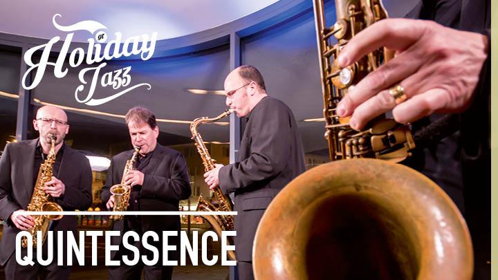 Hollyday Jazz in Gütersloh mit Quintessence im Video