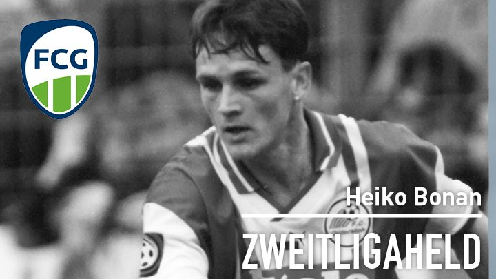 FC Gütersloh Zweitliga Held: Heiko Bonan