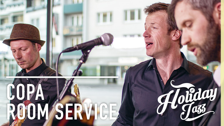 Holiday Jazz: Copa Room Service
