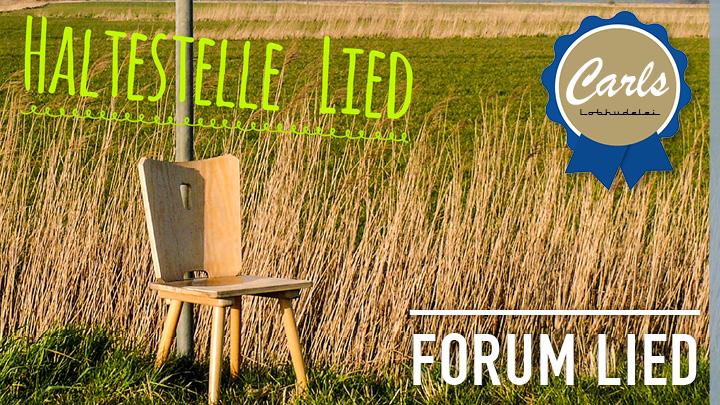 Carls Cultur Compliment an Forum Lied
