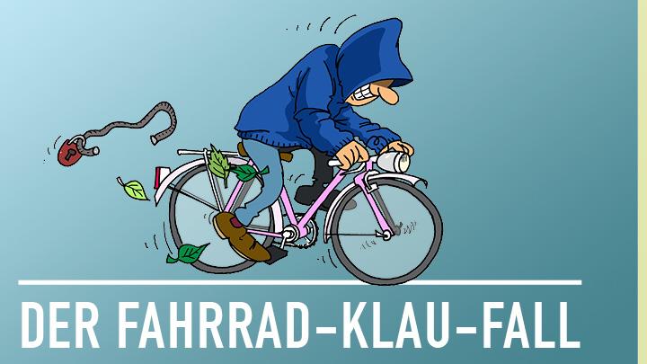 Carls Stadtkrimi im Hörbuch: Der Fahrrad-Klau-Fall
