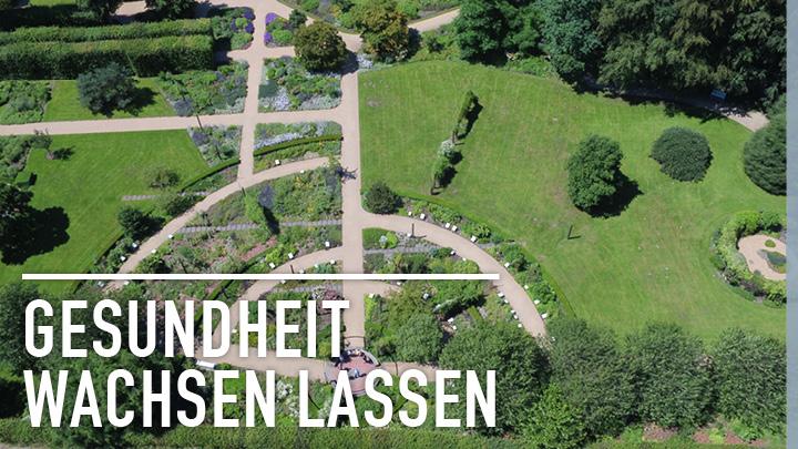 Apothekergarten Gütersloh im Film