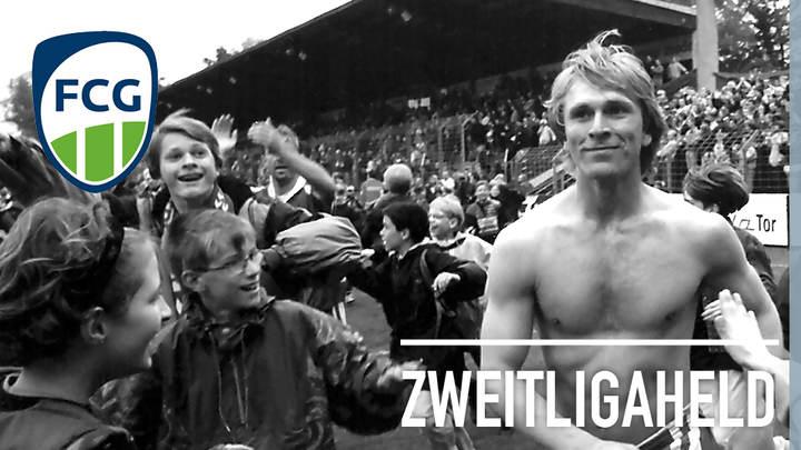 FC Gütersloh Zweitliga Helden: Ansgar Brinkmann