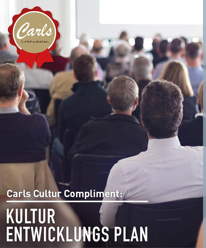 Carls Cultur Compliment an Kultur Entwicklungs Plan Gütersloh